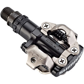 Shimano PD-M520 Pedals SPD, black